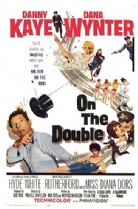 On the Double 1961 DVD - Danny Kaye / Dana Wynter